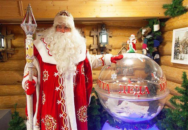 Экскурсия в Усадьбу Деда Мороза в Кузьминках «Здесь живёт сказка» |  Экскурсии для школьников | Мос-Тур